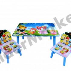 Masuta si scaune pentru copii 2547-20 - Masuta/scaun copii