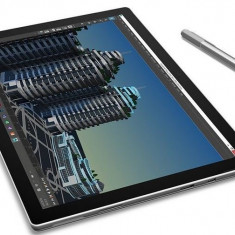 Tableta Microsoft Surface Pro 4, 12.3 inch, Intel Core m3-6Y30, 128 GB SSD, 4 GB RAM, Windows 10, argintie