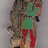 Bnk ins Franta - Insigna militara - 1855-1856 Grenadier de la 2e RE - Ordin/ Decoratie