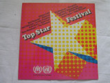 Various – Top Star Festival _ vinyl(LP,compilatie) Olanda