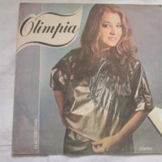 Olimpia – Olimpia _ vinyl(LP, album) Romania - Muzica Pop roton, VINIL