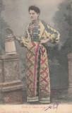 CAMPULUNG, PORTUL LA CAMPU - LUNG , PORT NATIONAL, Necirculata, Printata