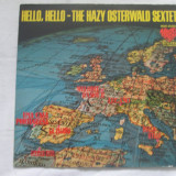 The Hazy Osterwald Sextet ‎– Hello, Hello _ vinyl(LP) Germania easy listening