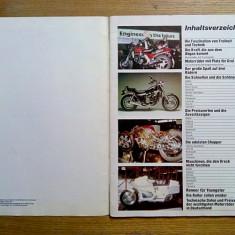 MOTORRAD-PARADE`82 * mit Kaufbertung - 66 p.; lb. germana - Revista auto