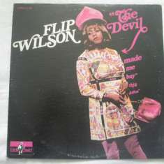 Flip Wilson ‎– The Devil Made Me Buy This Dress _ vinyl(LP) SUA non music - Muzica Ambientala Altele, VINIL
