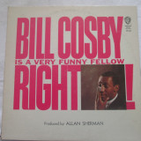 Bill Cosby ‎– Bill Cosby Is A Very Funny Fellow Right! _ vinyl(LP) SUA non music