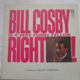 Bill Cosby – Bill Cosby Is A Very Funny Fellow Right! _ vinyl(LP) SUA non music