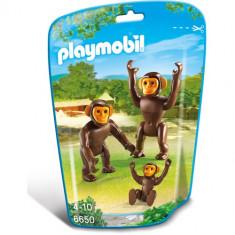Familie de Cimpanzei - Figurina Povesti Playmobil
