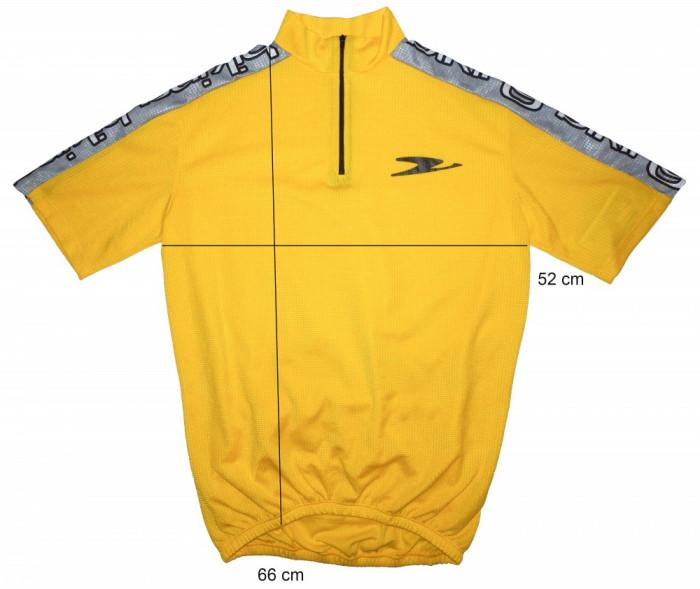 Tricou bicicleta ciclism CRANE tesatura respirabila (L) cod-169130 foto mare