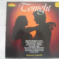 Various – Tonight _ vinyl(LP) Germania - Muzica Pop Altele, VINIL
