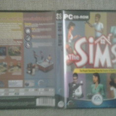 Joc PC - The SIMS - (GameLand ) - Jocuri PC Electronic Arts, Simulatoare, 12+, Single player