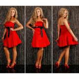 Rochie de seara rosie, marimea S