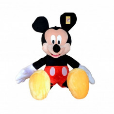 Mickey Mouse din plus - 100 cm - Masuta/scaun copii