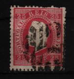 1880 serbia mi. 26 stampilat, Nestampilat