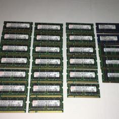 Memorie laptop sodimm 2GB DDR2 800 MHz Samsung/Hynix/Elpida - Garantie 12 luni