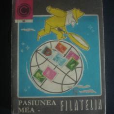 VAL TEBEICA - PASIUNEA MEA FILATELIA * CALEIDOSCOP 30