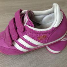 Pantofi sport Adidas Dragon copii masura 29 - Adidasi copii, Culoare: Mov, Fete, Piele naturala