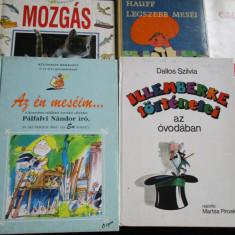 7 CARTI DE COPII IN LIMBA MAGHIARA - Carte de povesti