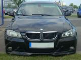 Prelungire splitter bara fata BMW E90 E91 M TECH Aero pachet seria 3 2005 - 2008, 3 (E90) - [2005 - 2013]