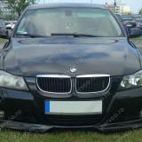 Prelungire splitter bara fata BMW E90 E91 M TECH Aero pachet seria 3 2005 - 2008 - Prelungire bara fata tuning, 3 (E90) - [2005 - 2013]