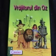 VRAJITORUL DIN OZ-FRANK BAUM- - Carte Basme