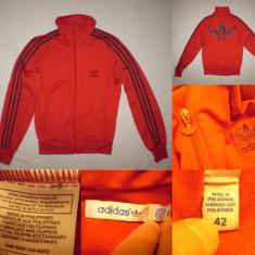 Bluza Adidas Originals (42) rosu casual sport retro vintage - Bluza barbati, Culoare: Din imagine