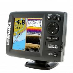 Sonar/GPS Lowrance Elite 5 CHIRP - Barca