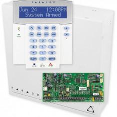 SISTEM ALARMA ANTIEFRACTIE PARADOX SP6000 + K32LCD+ - Sisteme de alarma