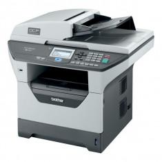 Multifunctionala Laser Brother DCP-8060, Monocrom, 30 ppm, Copiator, Scanner, 1200 x 1200 dpi, USB, Paralel