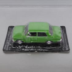 VAZ 2103 Jiguli (Lada 1500), DeAgostini Rusia, 1/43 - Macheta auto