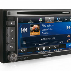 DVD MULTIMEDIA 2DIN ALPINE X800D-U - TV Auto