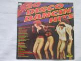 Various – 20 Disco Dancin' Hits _ vinyl(LP,compilatie) UK, VINIL