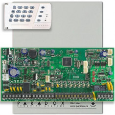 SISTEM ALARMA ANTIEFRACTIE PARADOX SP6000 + K636 - Sisteme de alarma