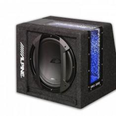SUBWOOFER AUTO BASS REFLEX ALPINE SWE-3200