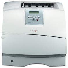 Imprimanta Laser Lexmark T630, Monocrom, 1200 x 1200 dpi, 35 ppm, A4, USB - Imprimanta laser alb negru Lexmark, 35-39 ppm