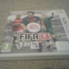 FIFA 13 - Joc Nintendo 3DS ( GameLand ) - Jocuri Nintendo 3DS, Sporturi, Toate varstele, Multiplayer