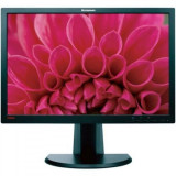Monitor Panel IPS Lenovo ThinkVision LT2452P, 24 inci, 1920 x 1200, 7 ms, VGA, DVI, DisplayPort, Wide