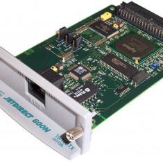 Placa Retea Imprimanta HP JetDirect 600n, Rj-45 10/100Mbps, EIO slot - Toner