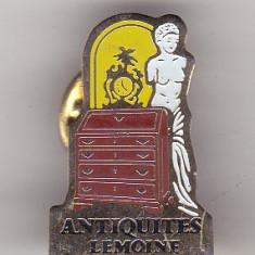Bnk ins Franta - insigna Antiques Lemoine