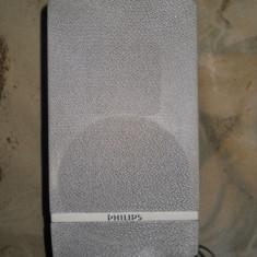 PHILIPS BOXA SATELIT ( REAR ) - 12 OHM ( DIN SISTEM 5.1.), Boxe compacte