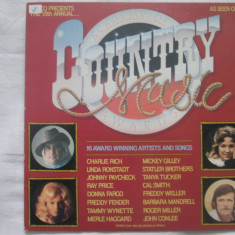 Various - Country Music _ vinyl(LP) Germania - Muzica Country Altele, VINIL