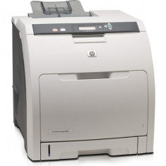 Imprimanta Laser Color HP LaserJet 3800n, USB, Retea, 22 ppm
