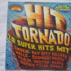 Various ‎– Hit Tornado _ vinyl(LP) Germania - Muzica Dance Altele, VINIL