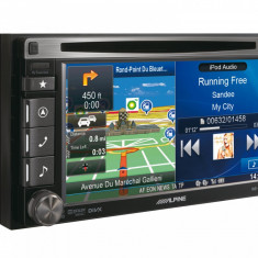 DVD MULTIMEDIA 2DIN ALPINE INE-W920R - TV Auto
