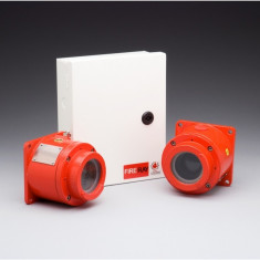 SET BARIERA OPTICA DE FUM FIRERAYEEXD - Senzor de fum