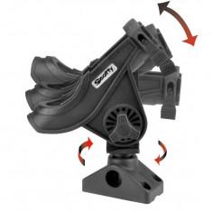 Suport lanseta spinning sau baitcasting cu sitem de montare side/deck mount - Suport Pescuit