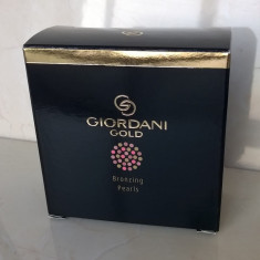 Perle bronzante Giordani Gold (Oriflame) - Blush