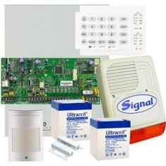 SISTEM ALARMA ANTIEFRACTIE PARADOX KIT SP5500 EXT - Sisteme de alarma