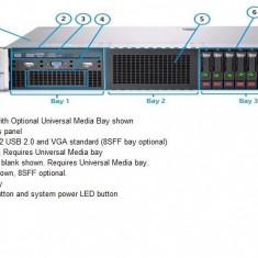 Server HP ProLiant DL380 Gen9, Intel Xeon E5-2609v3, 16 GB RAM, 8 x 2.5 inch HDD, 2U