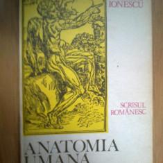 w0a Mihai Ionescu - Anatomia umana - idei , fapte, evolutie